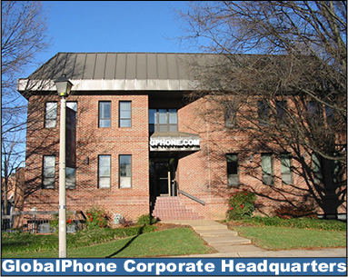 GlobalPhone Corporate Headquarters